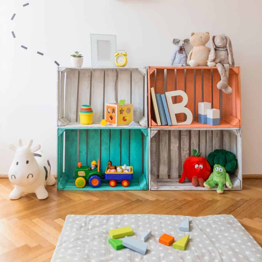 Storage Playroom Ideas 2