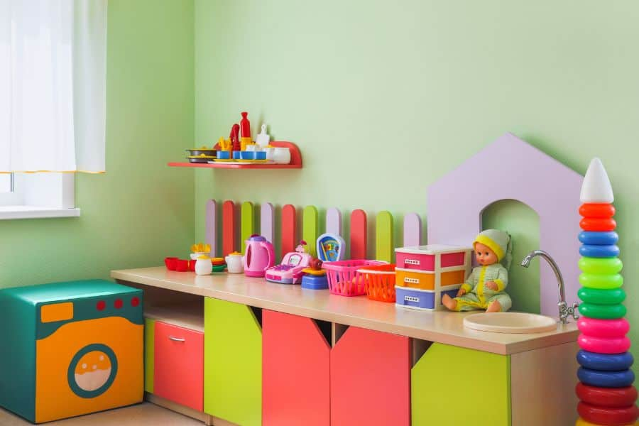 Storage Playroom Ideas 5