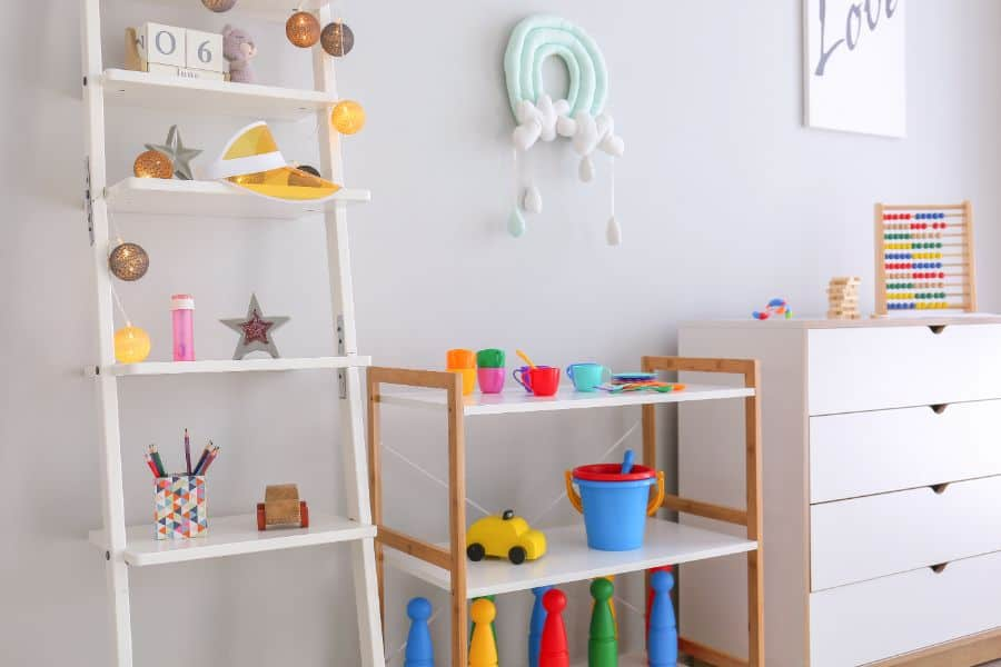 Storage Playroom Ideas 7