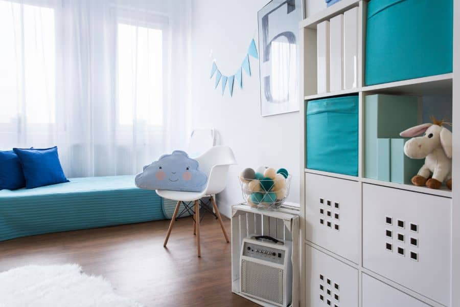 Storage Playroom Ideas 8
