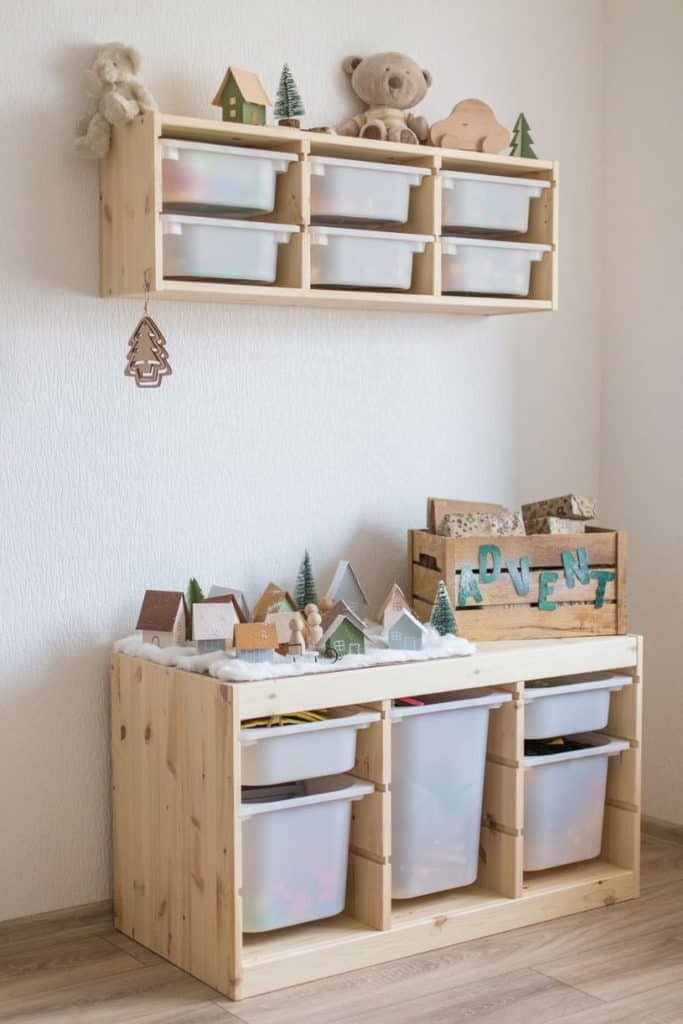 Storage Playroom Ideas 9