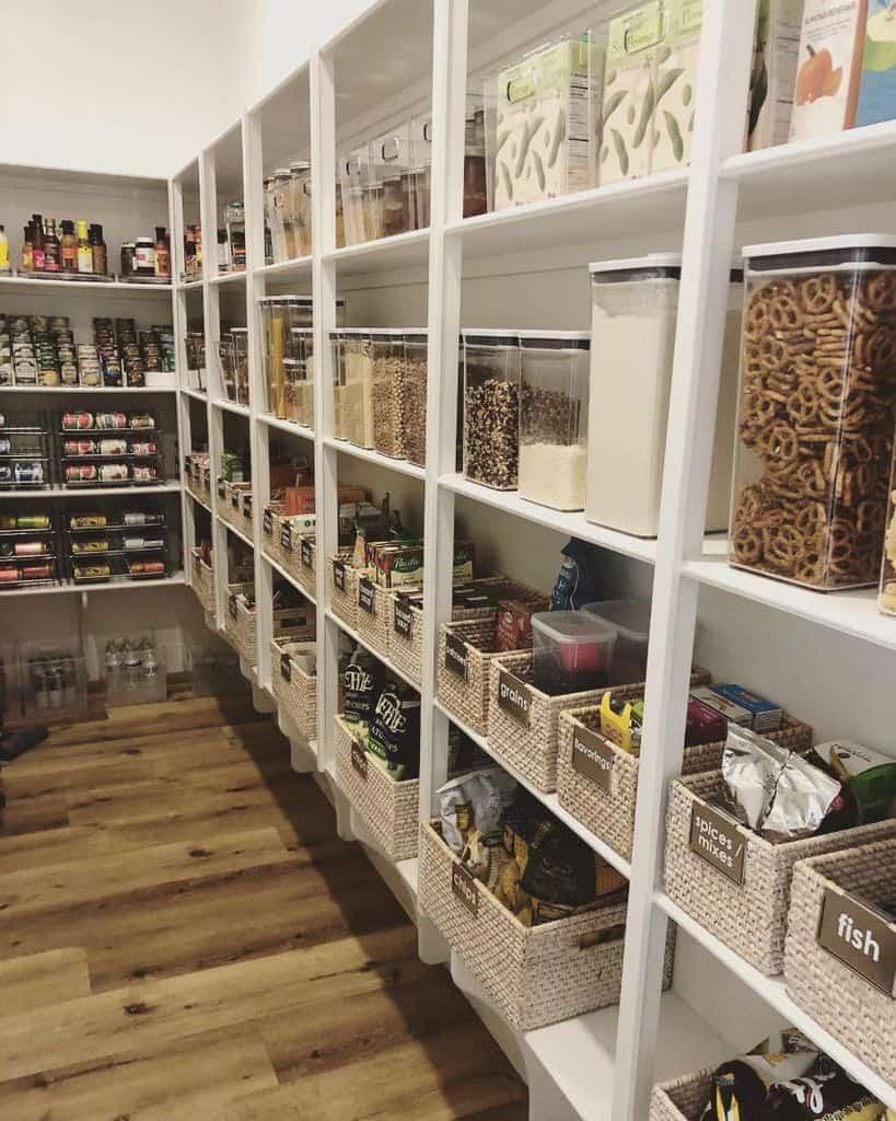 Storage Room Organization Ideas