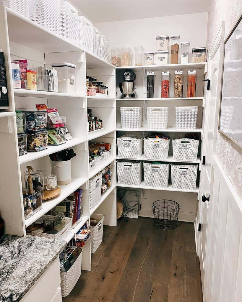 storage small pantry ideas chelsiemorales