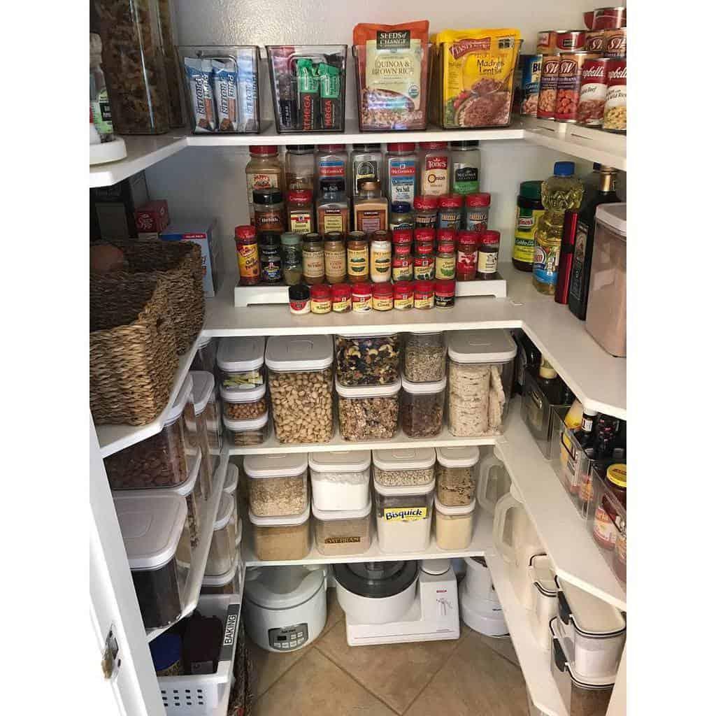 storage small pantry ideas organizewithtracy