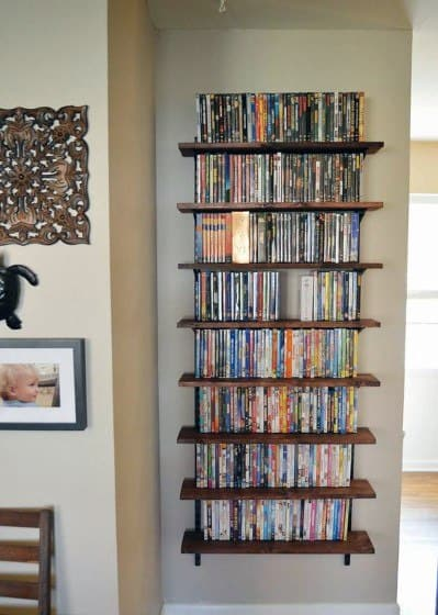 Storage Solutions For Dvds