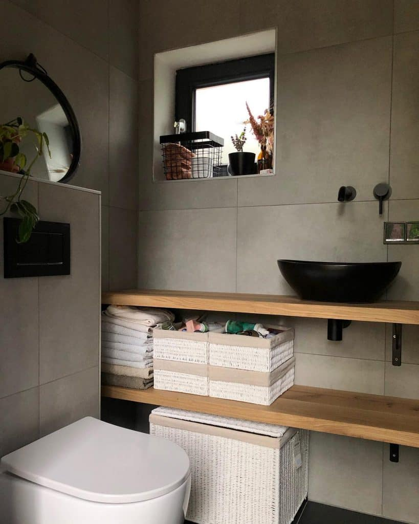 Storage Solutions Small Bathroom Ideas Tinythuuske