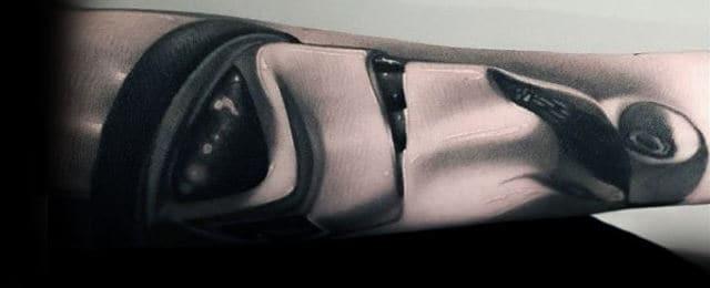 Stormtrooper Tattoo Designs For Men