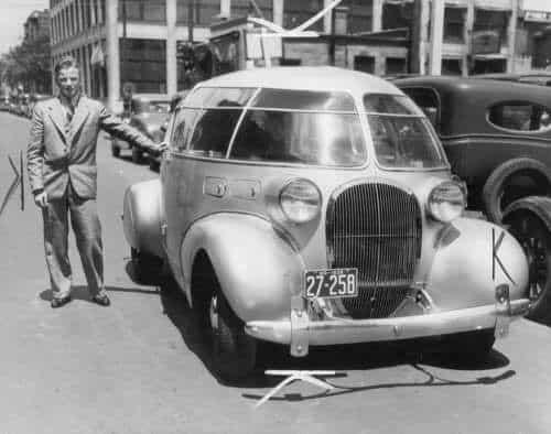 Strange Automobiles
