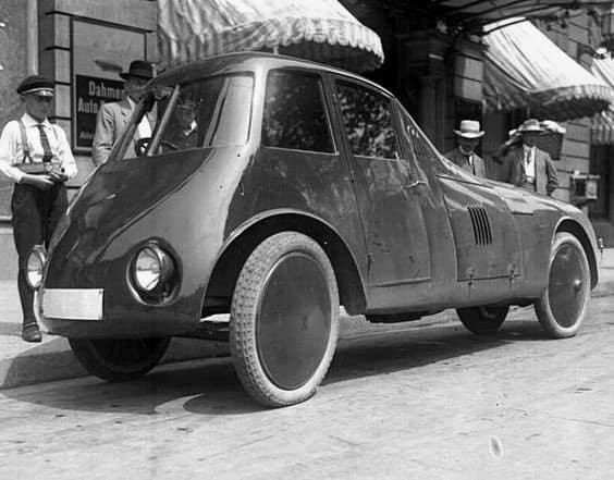 Strange Old Automobiles