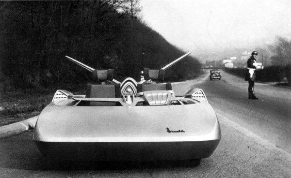 Strange Roadster Cars