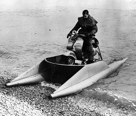 Strange Sea Car
