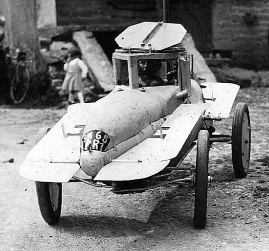 Strange Small Car Ideas