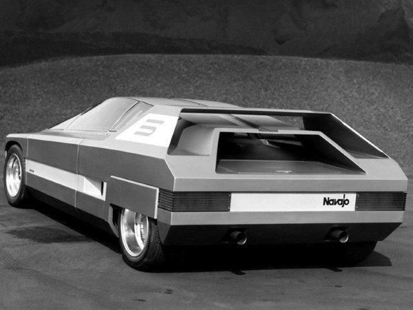 Strange Sports Car Designs