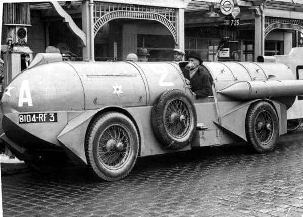 Strange Unique Cars