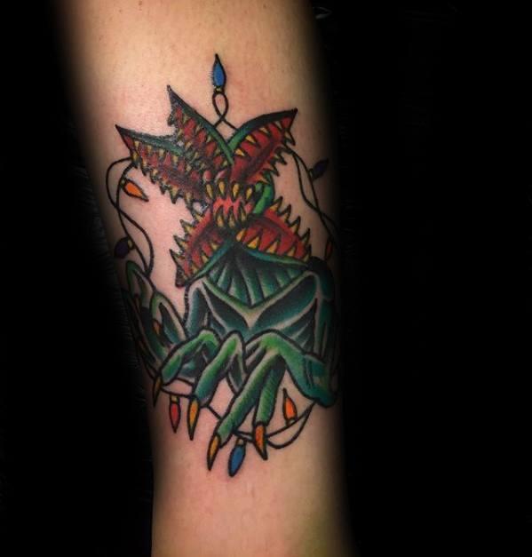 Stranger Things Guys Tattoo Ideas