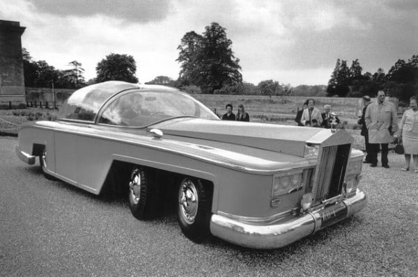 Strangest Luxury Concept Cars