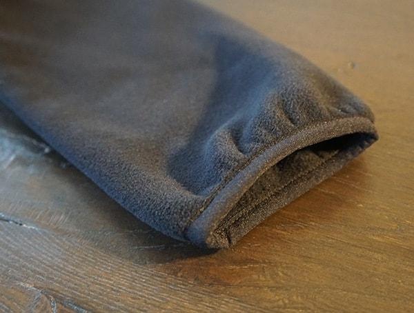 Strech Cuff Guys Topo Designs Fleece Hoodie