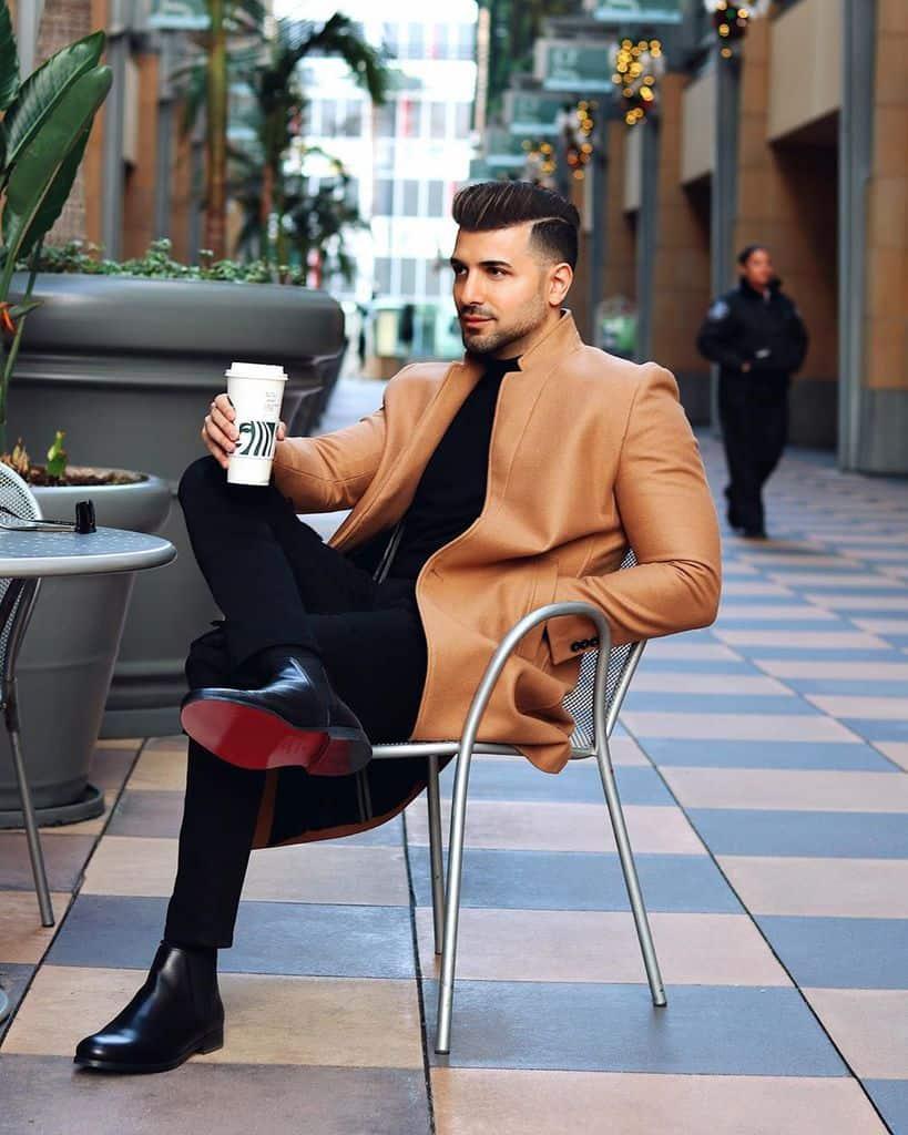 Street Look Men Style