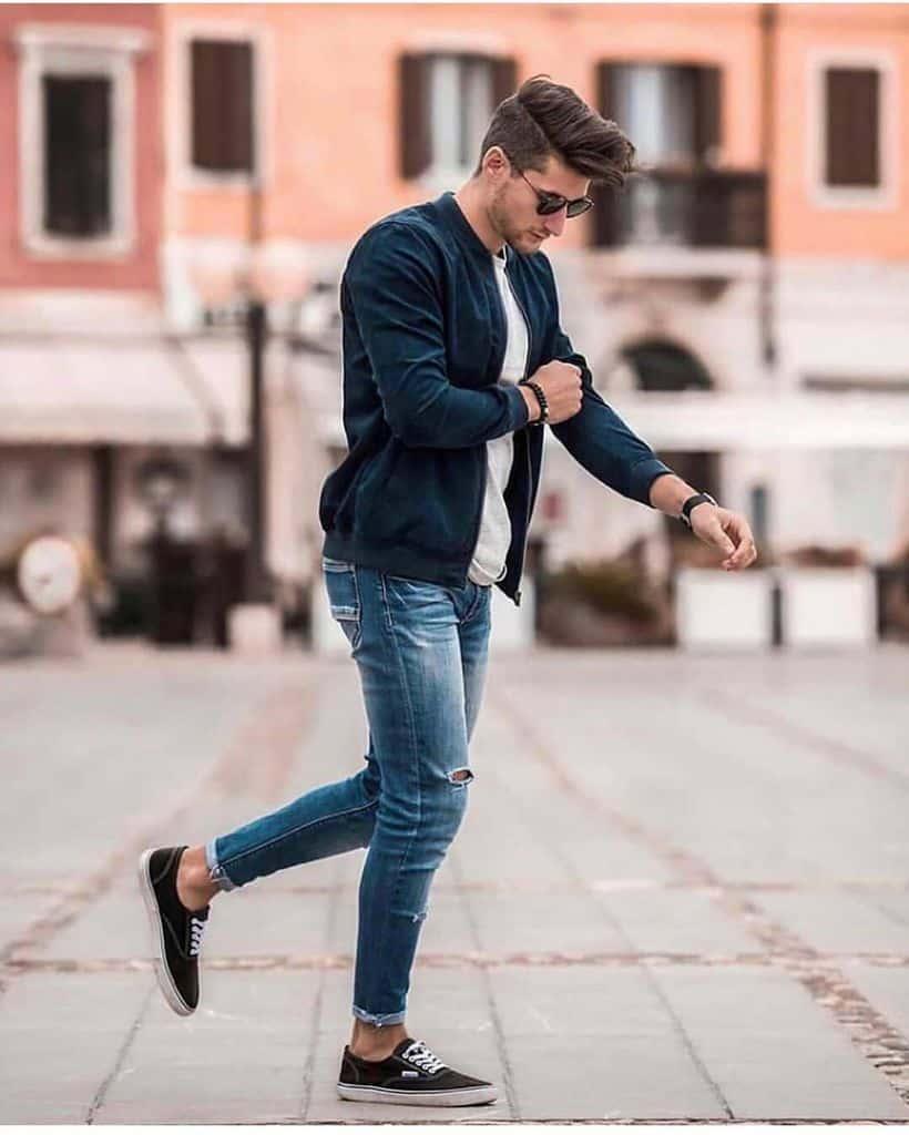 Street Wear Mens Style