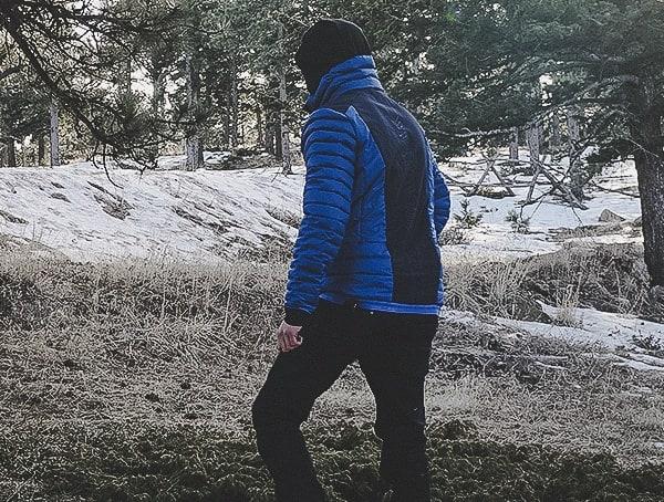 Stretch Back Panel Blackyak Mens Bakosi Jacket Reviews Outdoors