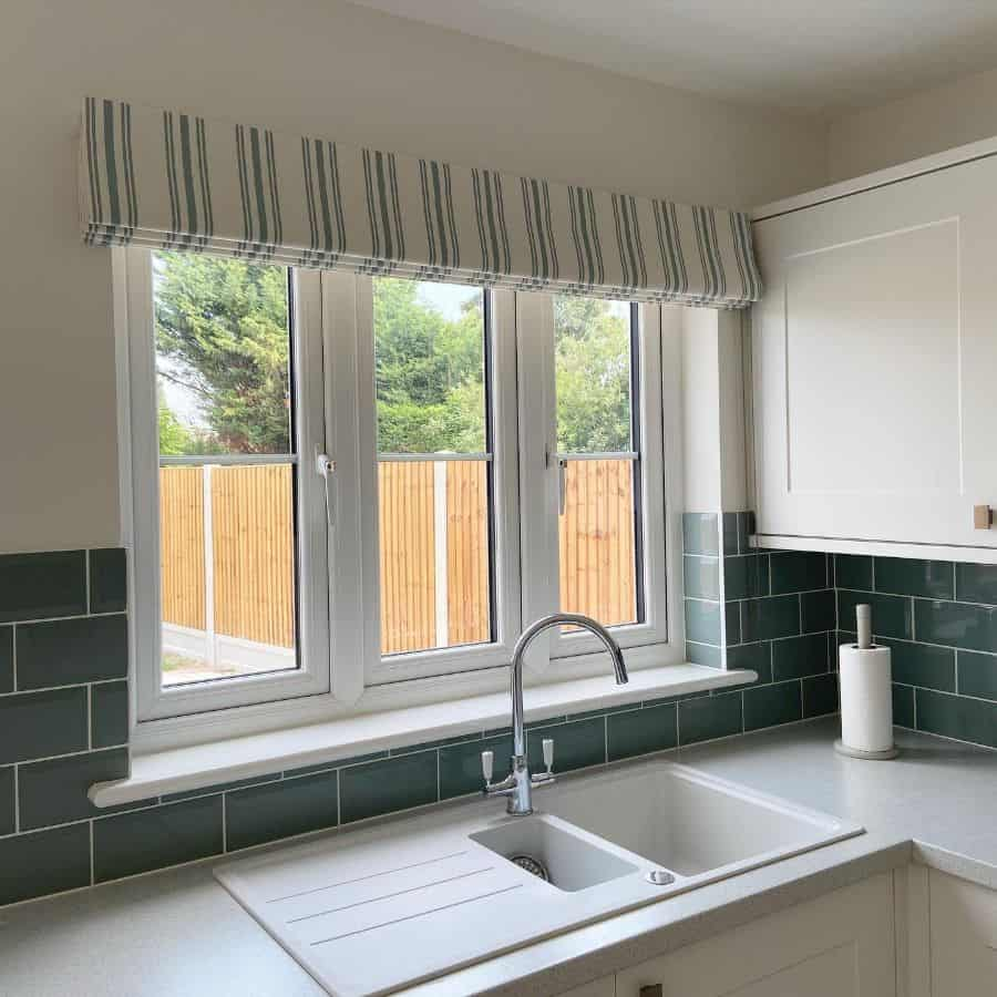 stripes kitchen curtain ideas charlotte_briscoe_interiors