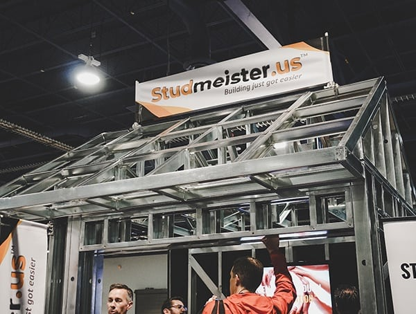 Stud Meister Metal Frame Buildings Nahb 2019 Show