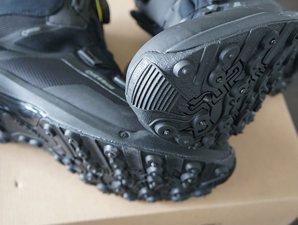 Studded Mens Boots Outsole Icebug Walkabout