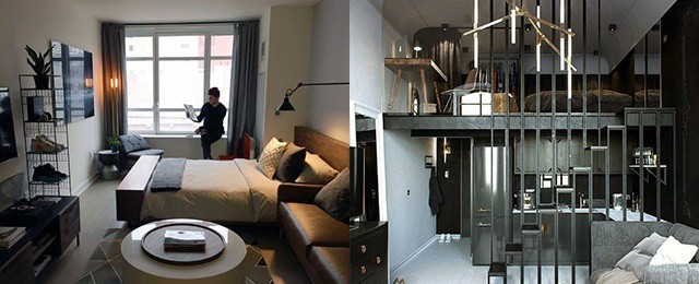 Top 60 Best Studio Apartment Ideas - Small Space Designs