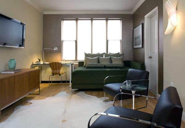 Studio Apartment Ideas For Men
