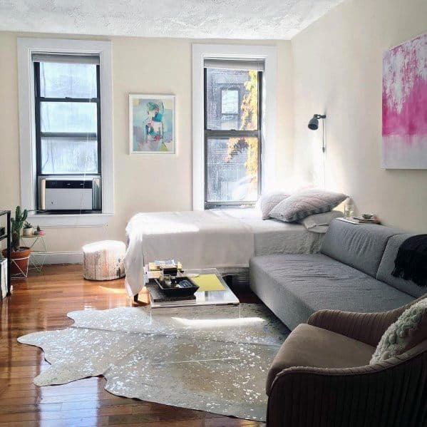 Studio Apartment Ideas Inspiration