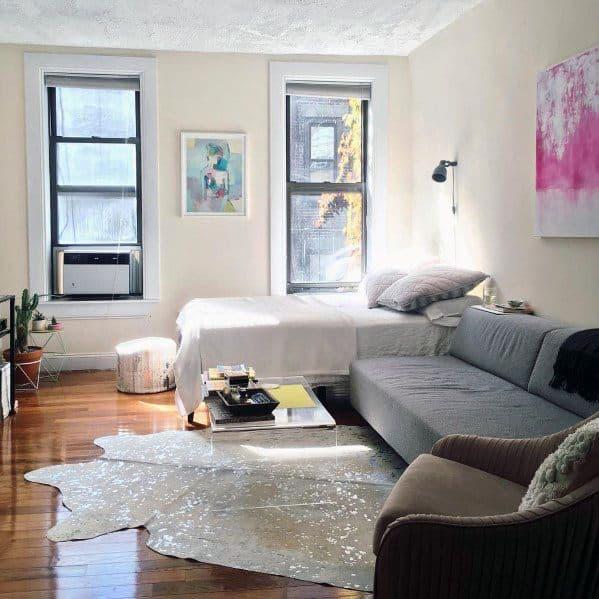 Small Apartment Interior Design Ideas: Top 60 Best Studio Apartment Ideas