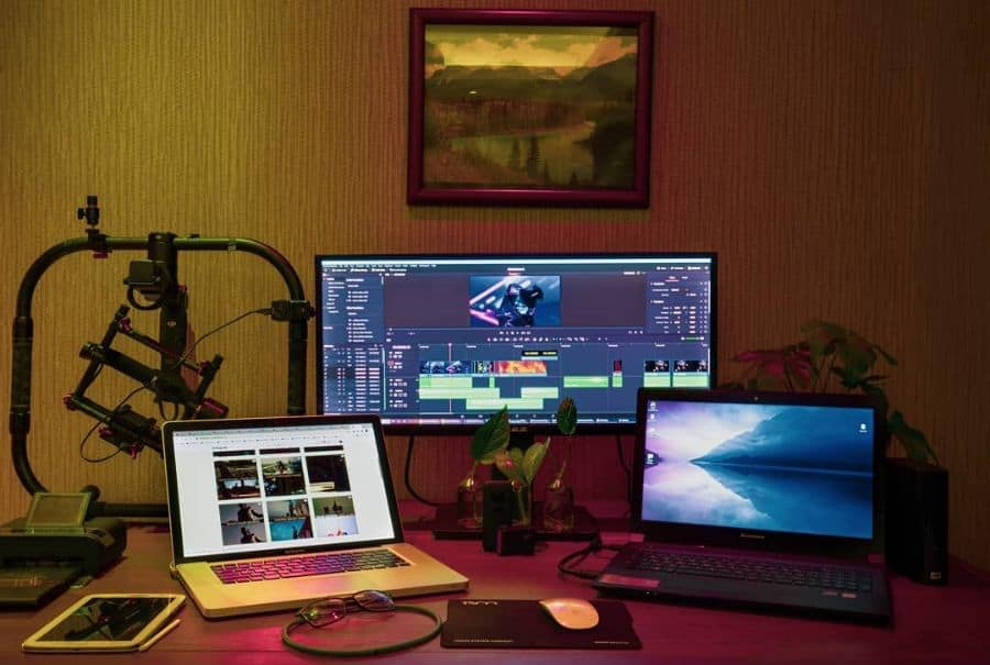 studio desk setup ideas alinematii77