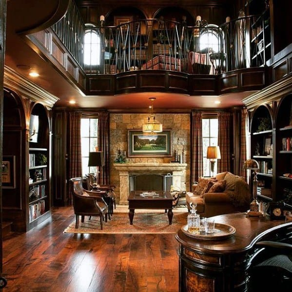 Study Awesome Man Caves For Men