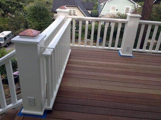 Stunning Backyard Deck Gate Designs