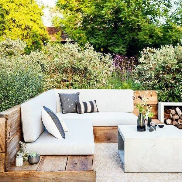 Stunning Backyard Modern Patio Designs