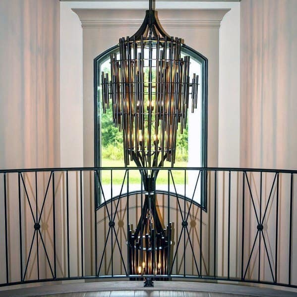 Stunning Chandelier Interior Designs Foyer Lighting
