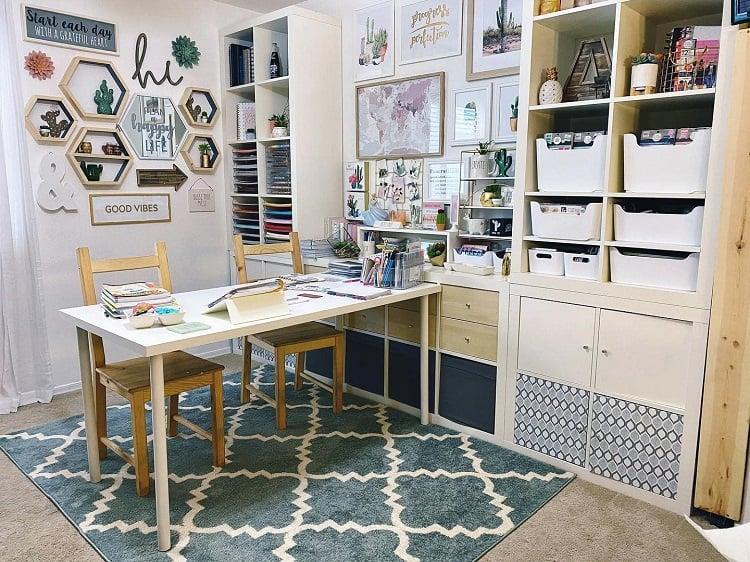 Stunning Craft Room
