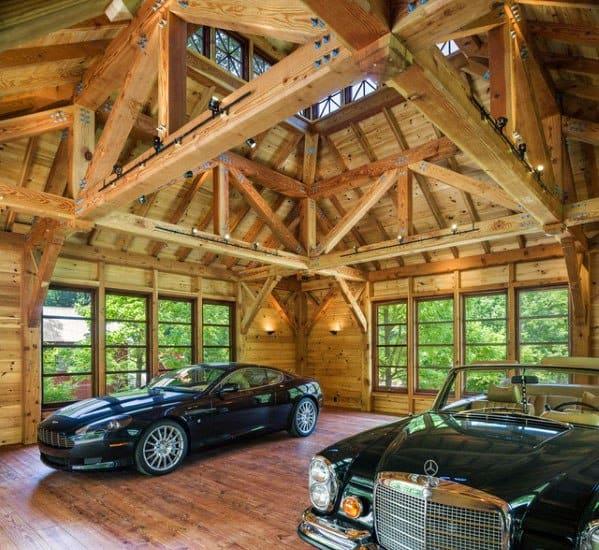 Top 60 Best Detached Garage Ideas: Top 40 Best Garage Ceiling Ideas