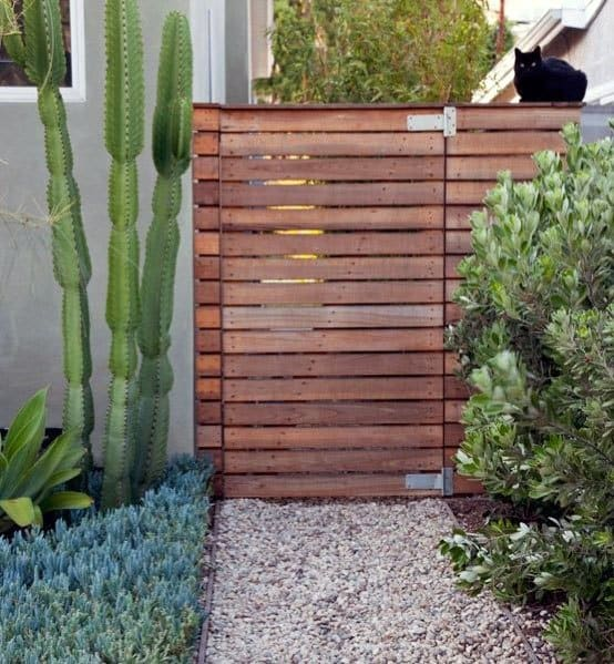 Top Best Wooden Gate Ideas Front Side And Backyard