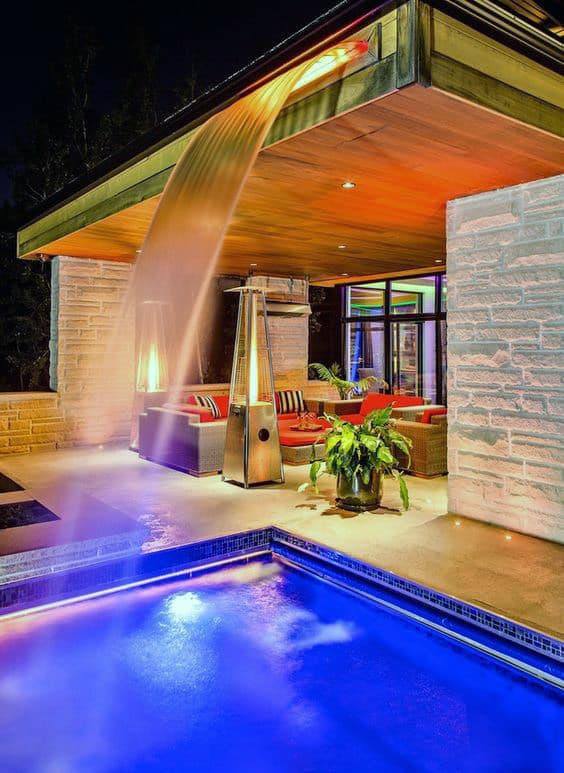 Infinity Pool Deck