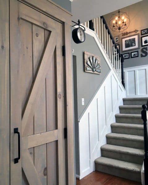 Stunning Interior Barn Door Designs
