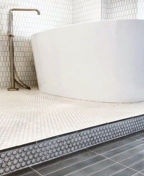 Stunning Interior Bathtub Tile Designs