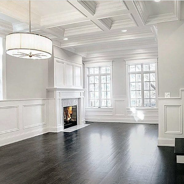 Stunning Interior Coffered Ceiling Designs