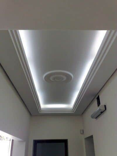 Stunning Interior Crown Molding Lighting Designs