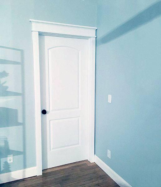 Stunning Interior Door Trim Designs