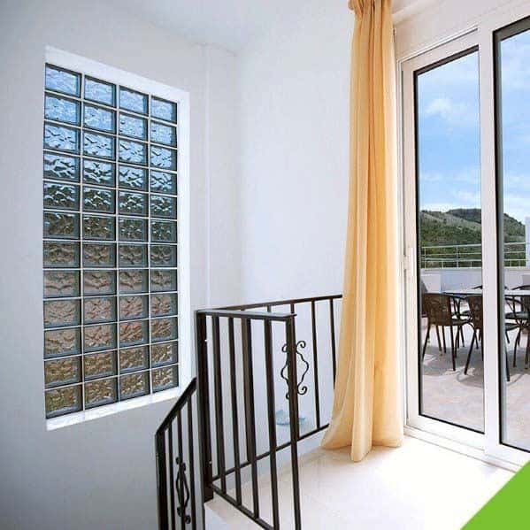 Stunning Interior Glass Block Designs