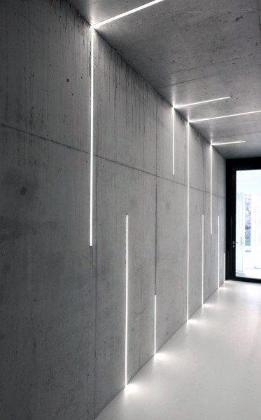 Stunning Interior Hallway Lighting Designs
