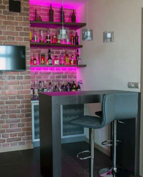Stunning Interior Ideas For Mini Bar Design