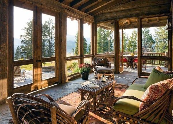 Stunning Interior Ideas For Sunroom Design