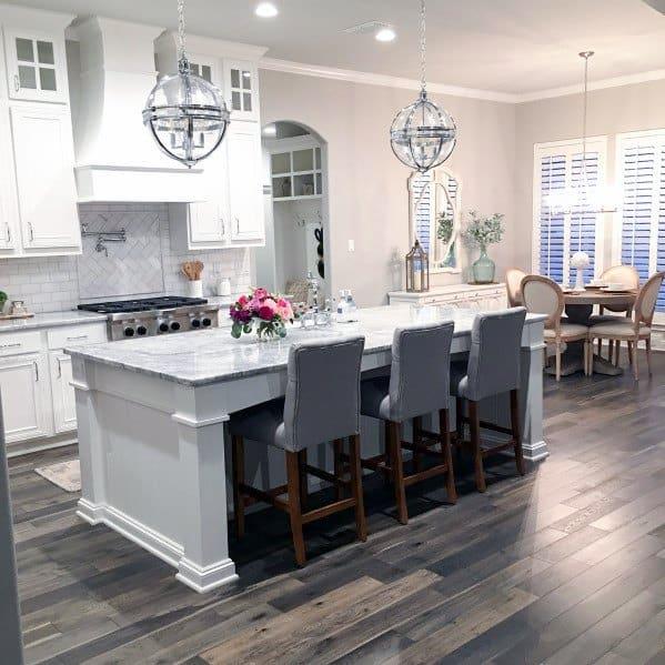 Stunning Interior Kitchen Flooring Designs